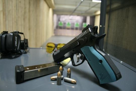 Ознакомительные курсы по безопасному обращению с оружием